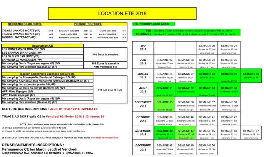 20180116 tableau locations ce 2018